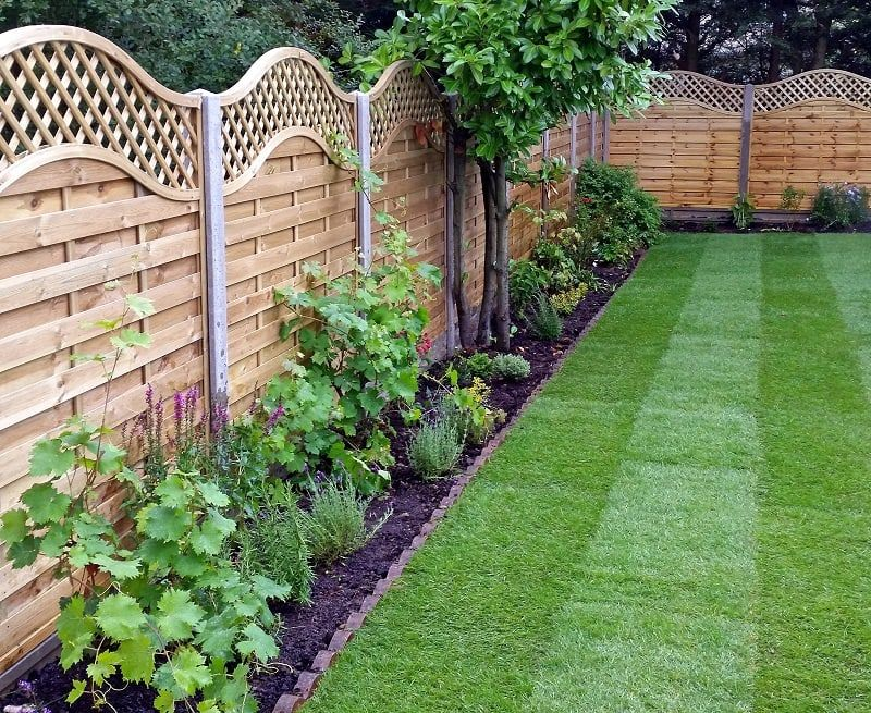 Picture of: Awesome Garden Fence Ideas