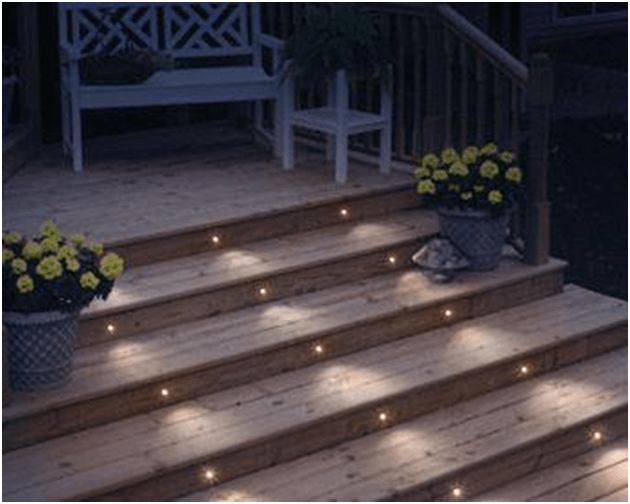Picture of: Awesome Led Step Lights Outdoor