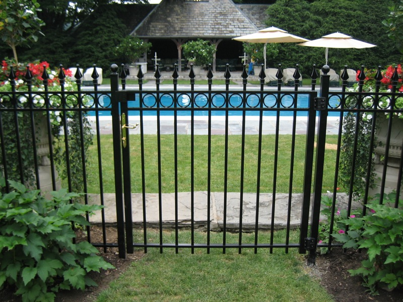 Ideas To Insulate Metal Fence Gates