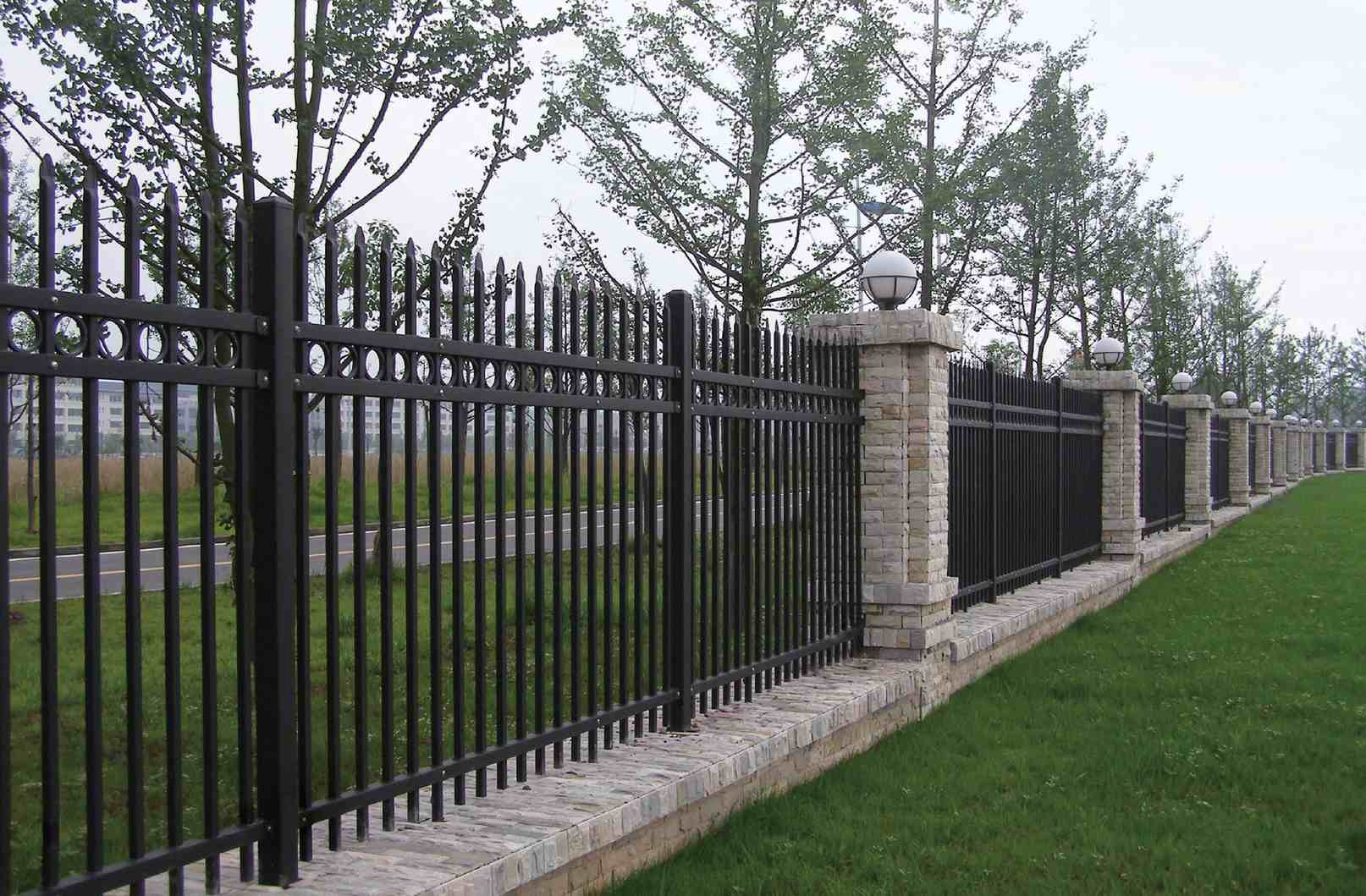 Metal Fence: Always Look Elegant!