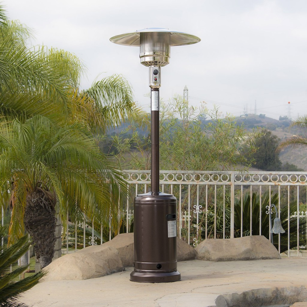 Picture of: Awesome Outdoor Heating Lamp