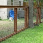 Backyard Dog Fences Outdoor