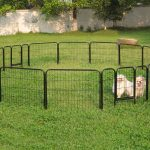 Backyard Portable Dog Fence For Camping