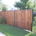 Backyard Wood Fence Stain Colors