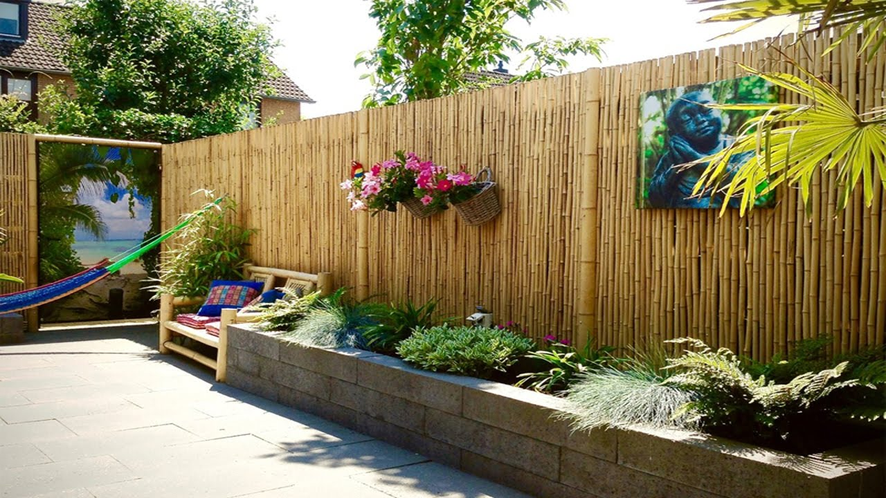 Choose Good Privacy Fence Ideas For Backyard