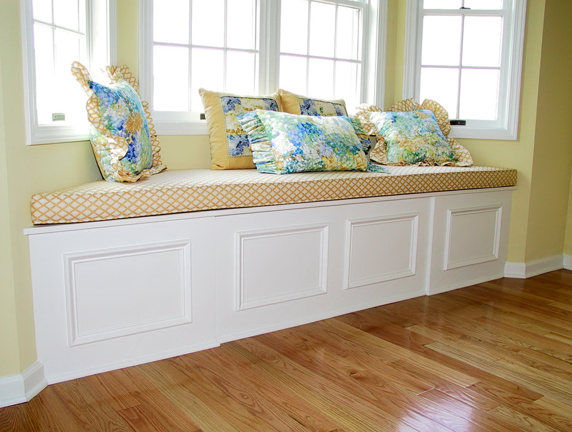 How To Measure Indoor Bench Seat Cushions
