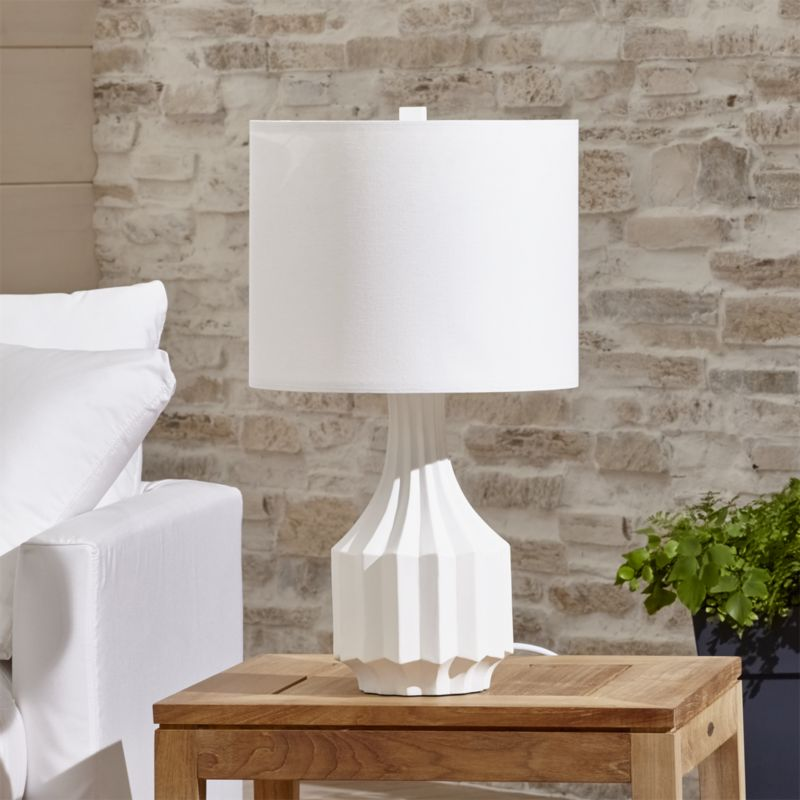 Picture of: Beautiful Outdoor Table Lamp