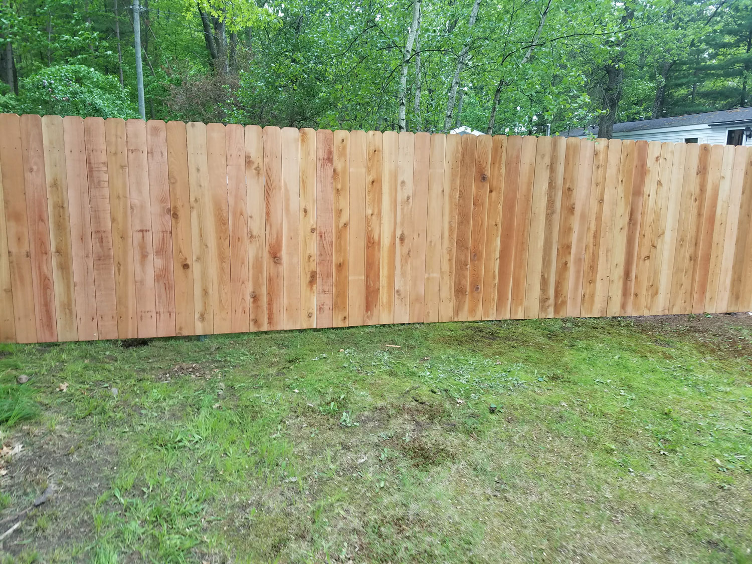 Picture of: Beautiful Types of Wood Fences