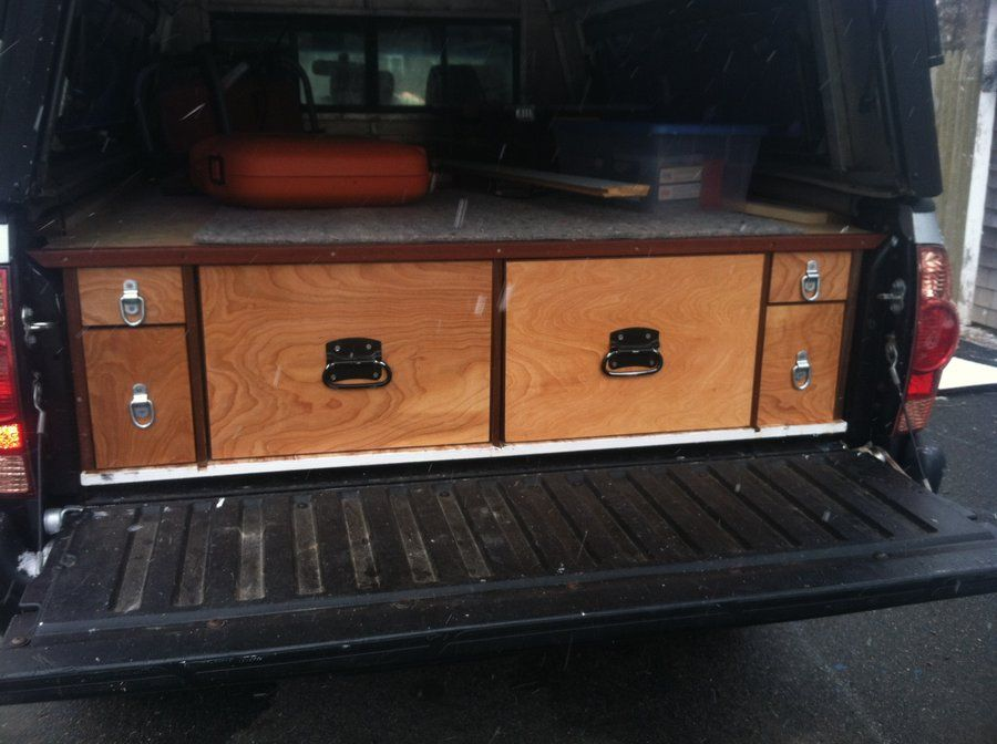 Best Decked Truck Bed Storage Ideas