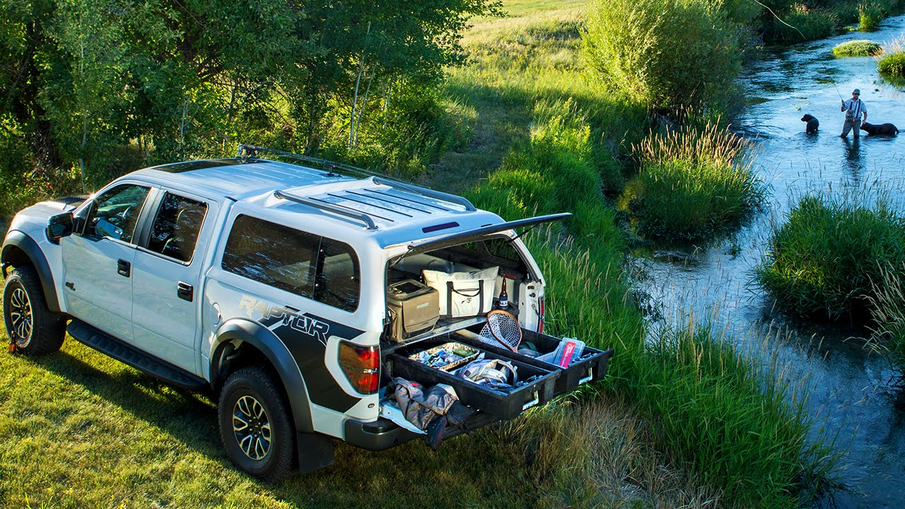 Best Decked Truck Bed Storage