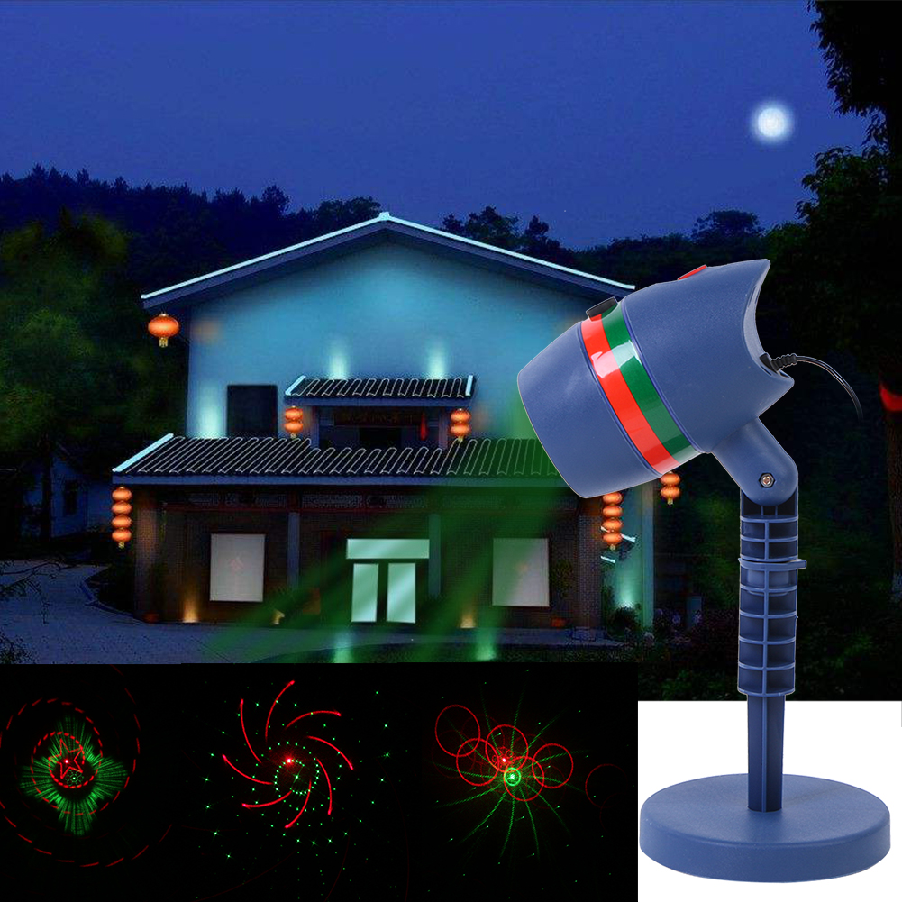 Picture of: Best Outdoor Christmas Laser Lights