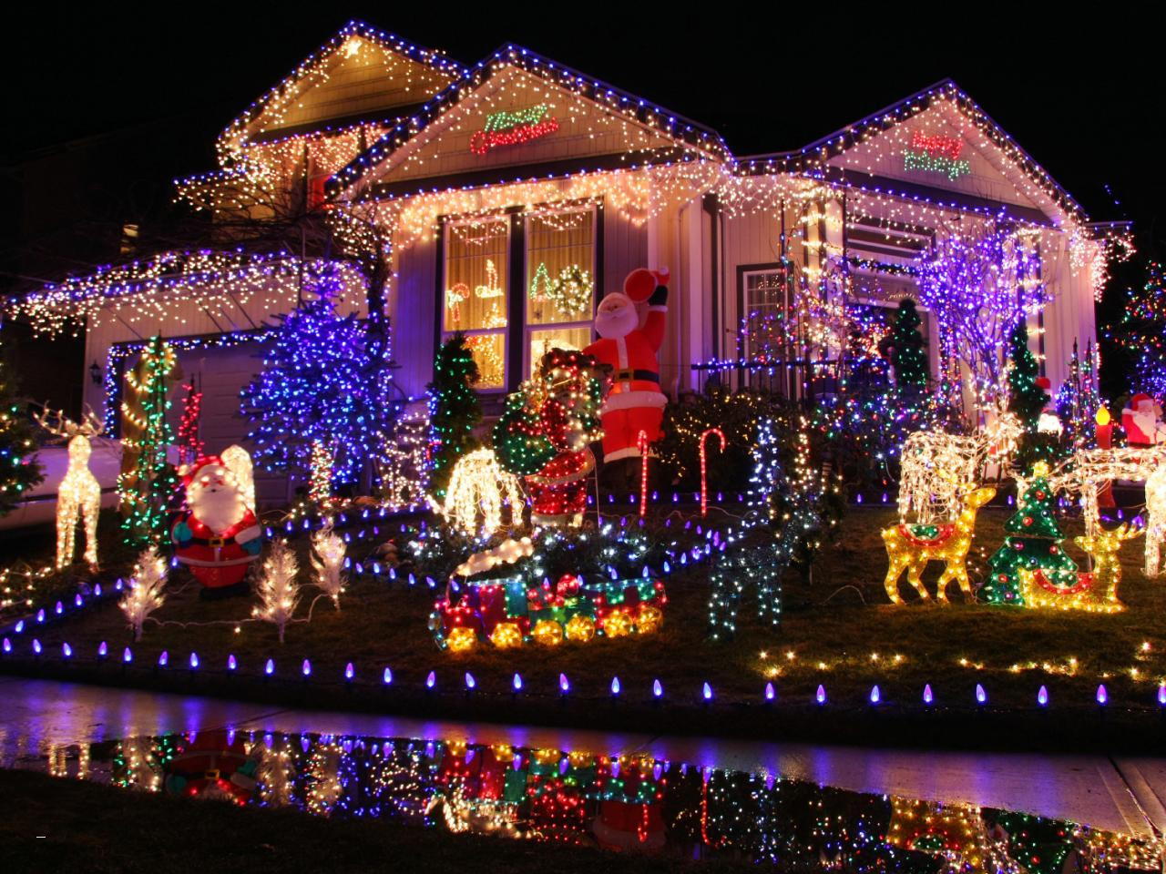 Best Outdoor LED Christmas Lights Cheap