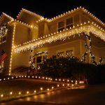 Best Outdoor LED Christmas Lights White Wire