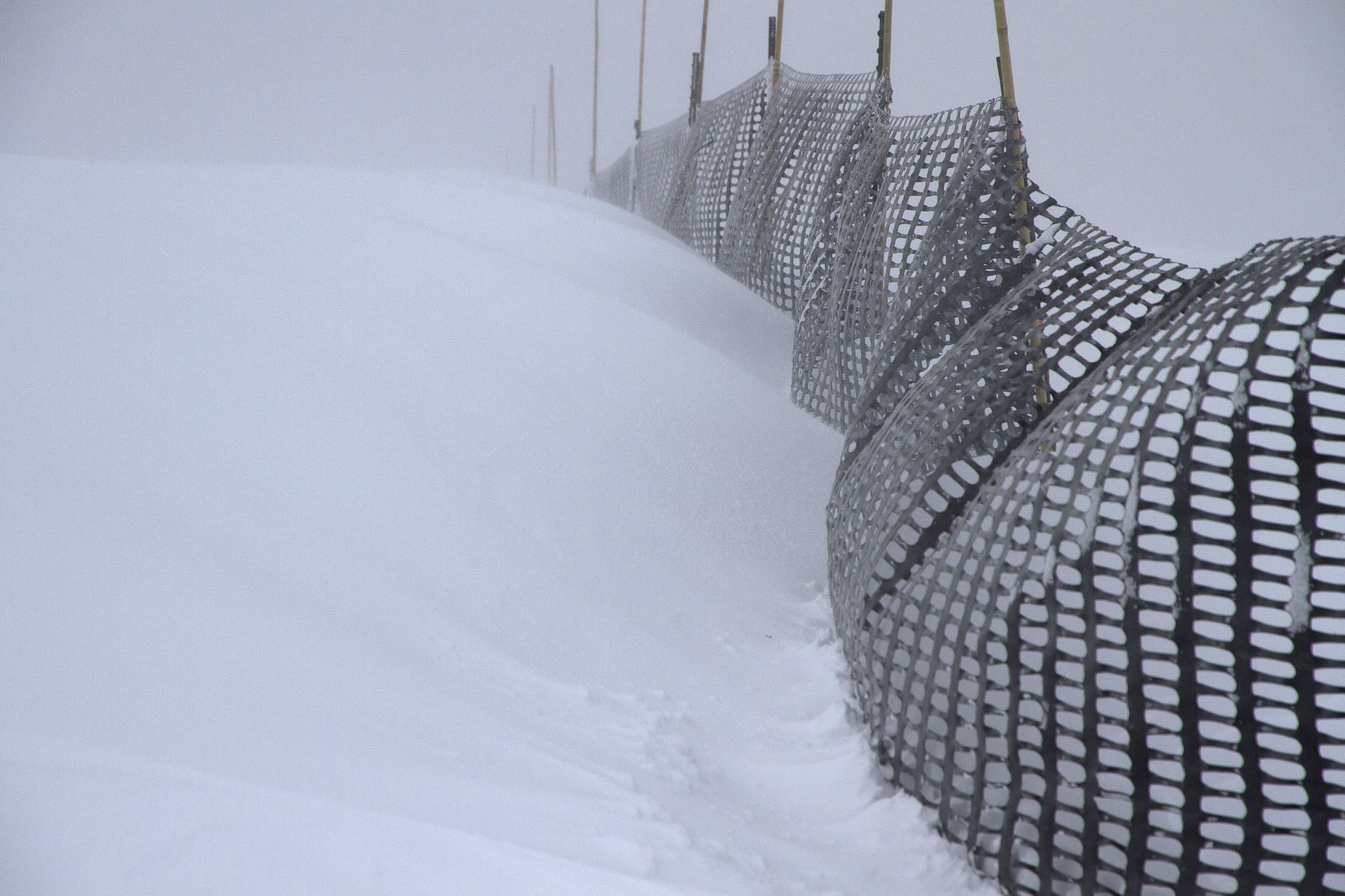 Picture of: Best Plastic Snow Fence