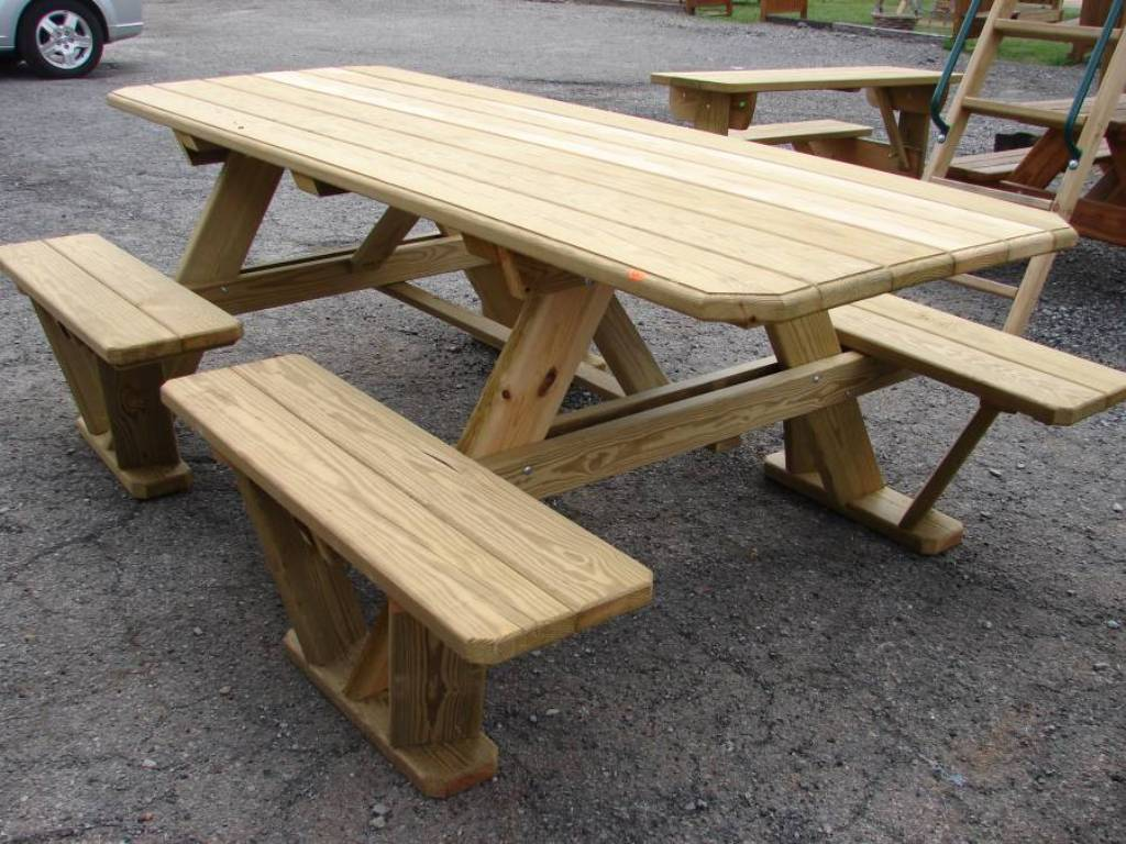 Picture of: Best Wooden Benches For Outside