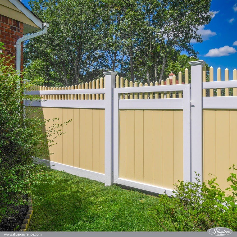 Picture of: Best Wooden Fence Ideas