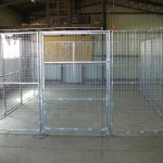 Big Portable Dog Fence