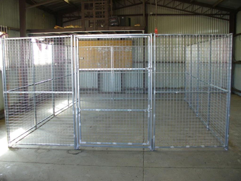 Picture of: Big Portable Dog Fence