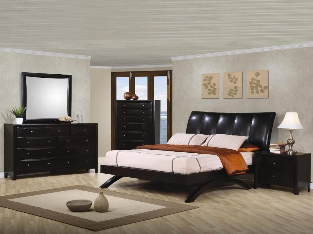 Image of: Big Size Coaster Furniture Bedroom Sets