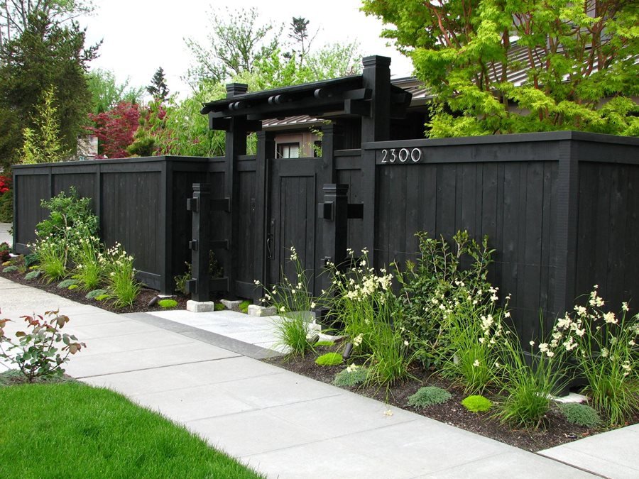 Front Fence Ideas Simple