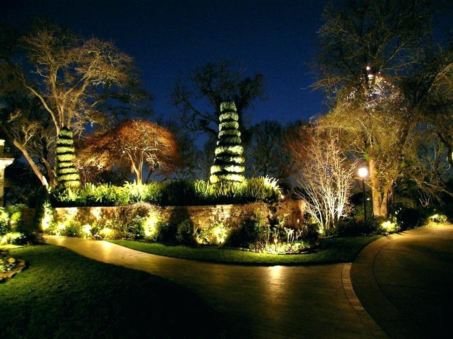 Picture of: Black Outdoor Lights Backyard