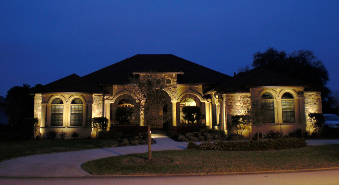 Picture of: Black Outdoor Lights Black