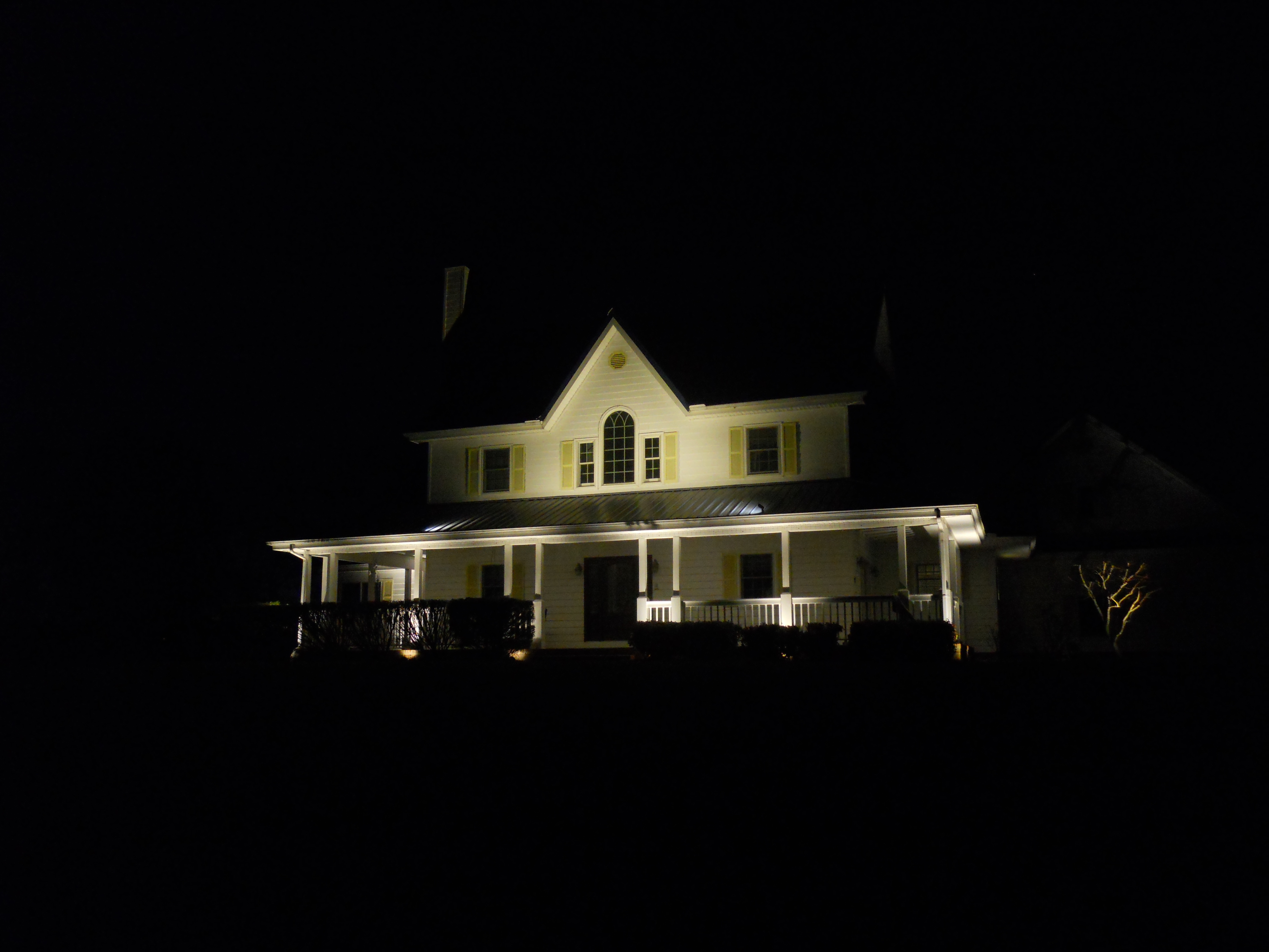 Picture of: Black Outdoor Lights Decorative