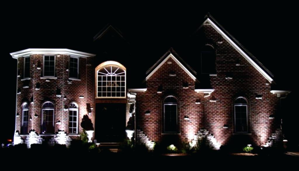 Picture of: Black Outdoor Lights Led