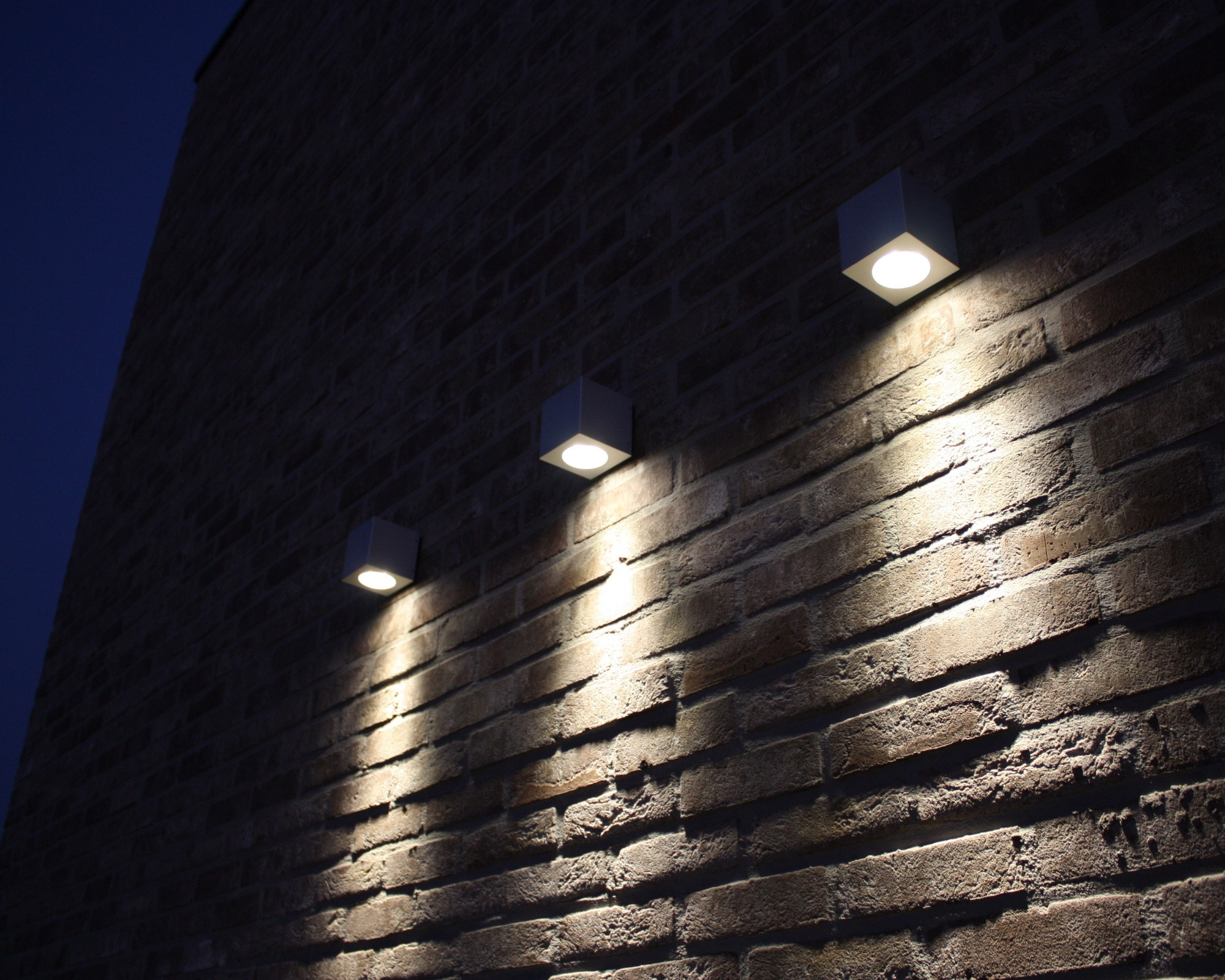 Picture of: Black Outdoor Lights for Party