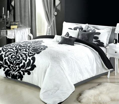 Black And White Tumblr Bed Sets
