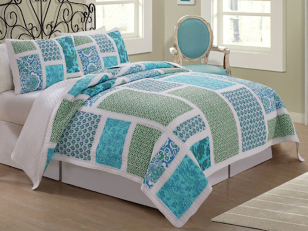 Blue And White Tumblr Bed Sets