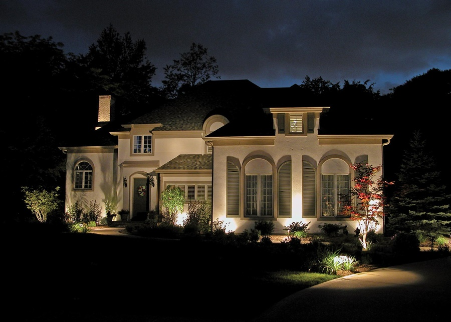 Picture of: Bottom House Outdoor Led Light