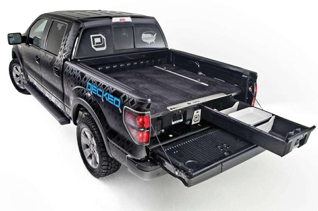 Box Waterproof Truck Bed Storage