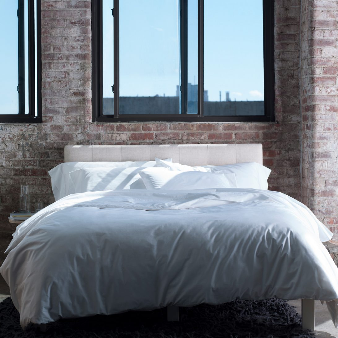 Brooklinen Duvet Cover Care