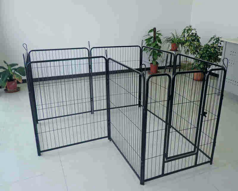 Picture of: Build Metal Dog Fence