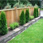 Build Privacy Fence Ideas For Backyard