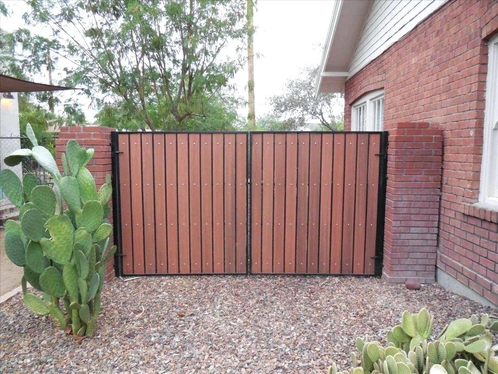 Building An Iron Fence Panels