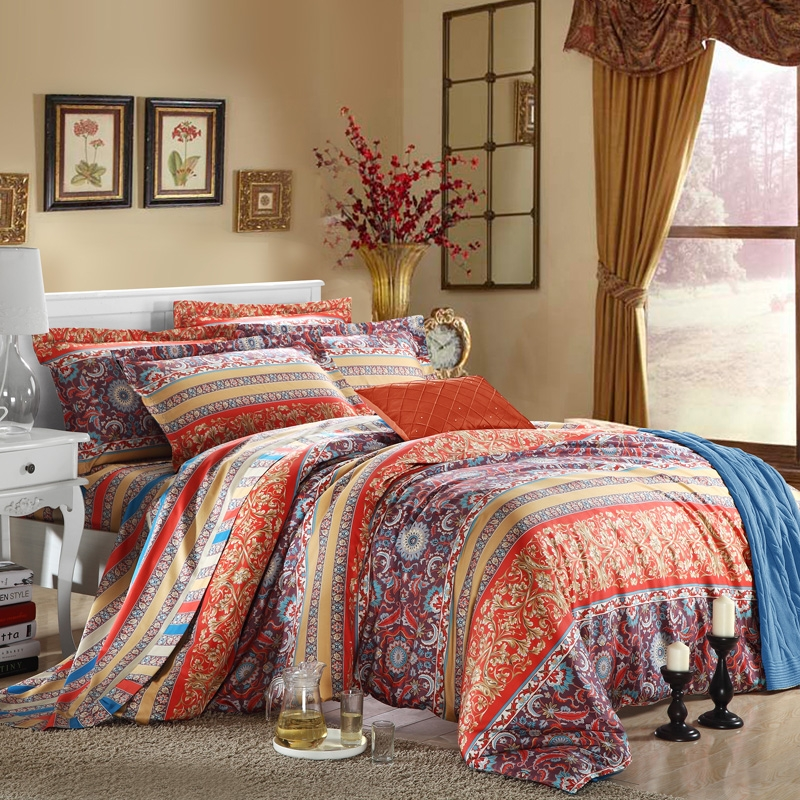 Image of: Buy Bohemian Comforter Sets