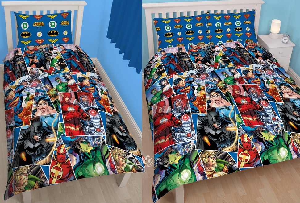 Buys The Flash Bed Set