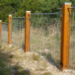 Cattle Metal Wire Fence