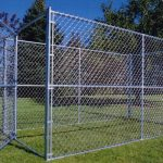 Chain Dog Fence Panels