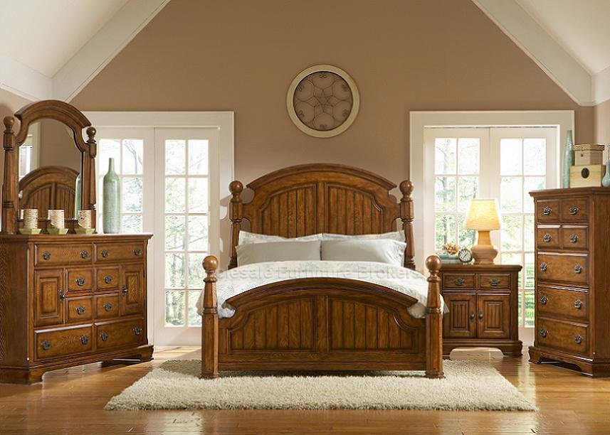 Image of: Cheap Country Bedroom Sets