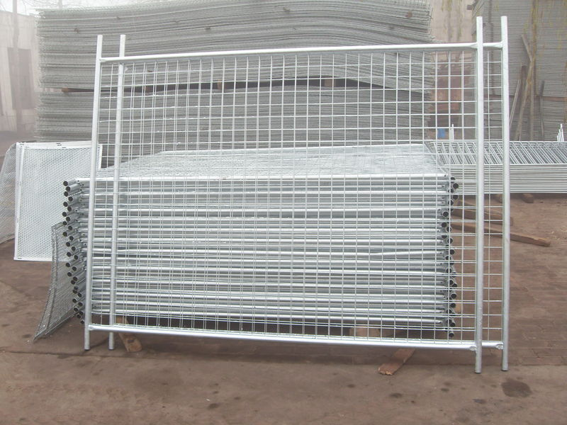 Picture of: Cheap Portable Fence Panels