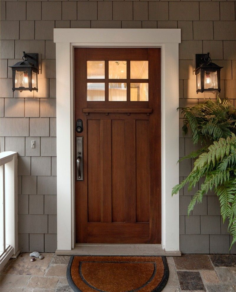 Picture of: Classic Craftsman Outdoor Lighting