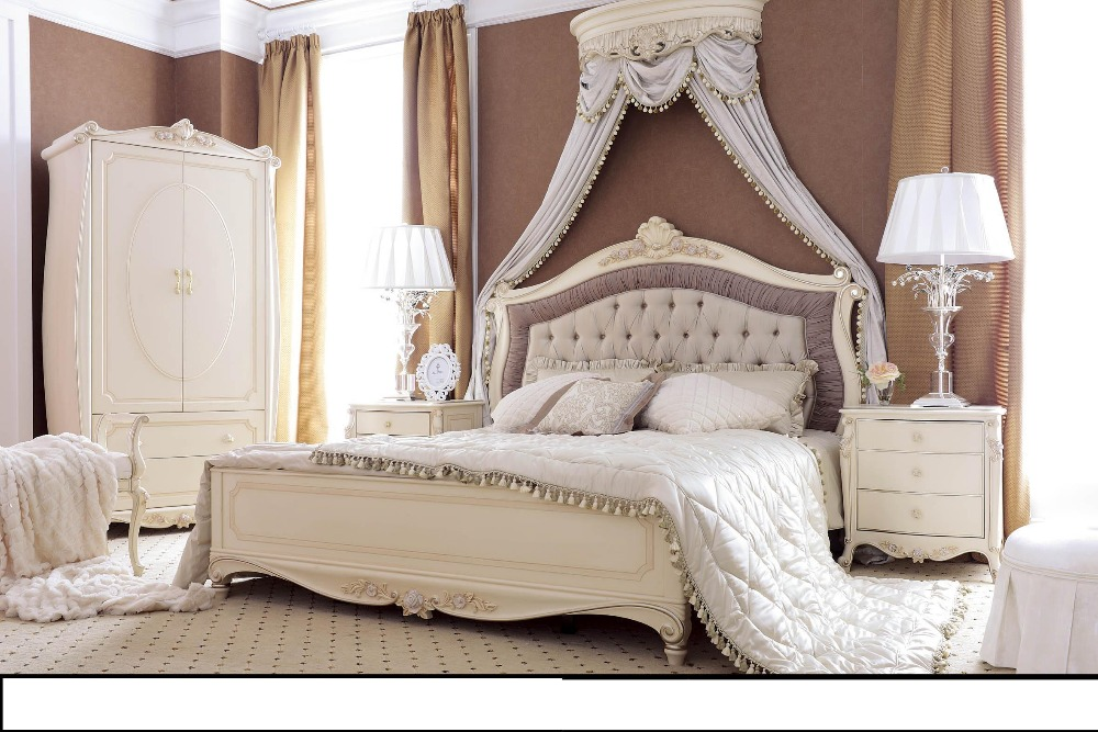 Classic French Bedroom Set