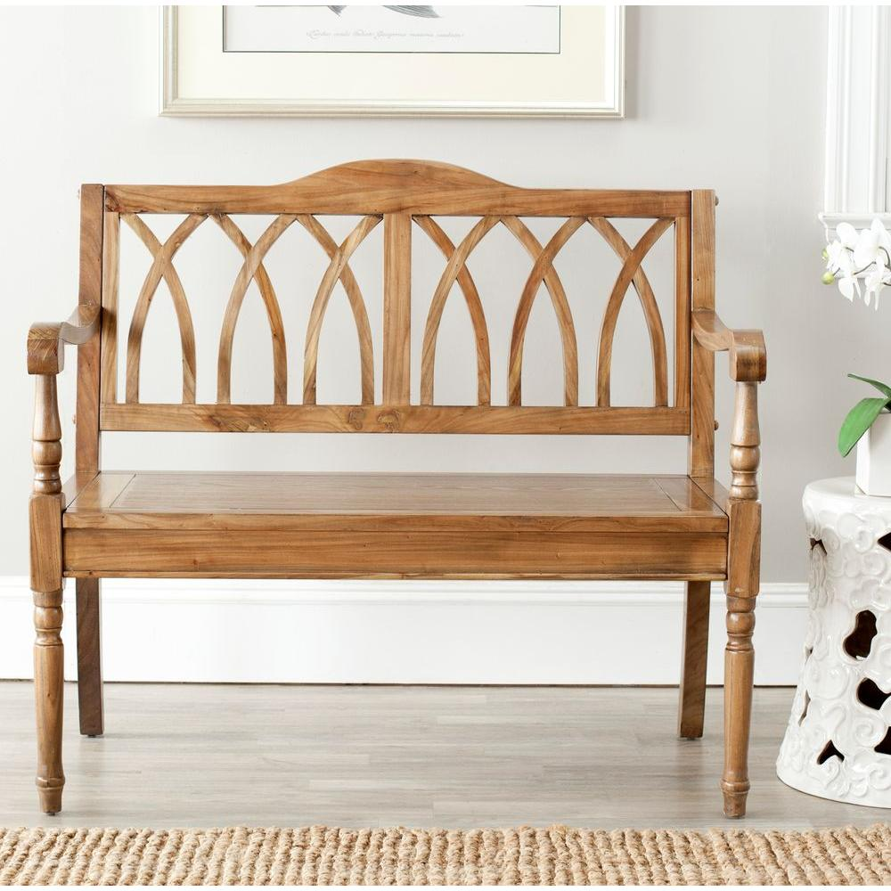 Image of: Commercial Indoor Wooden Benches
