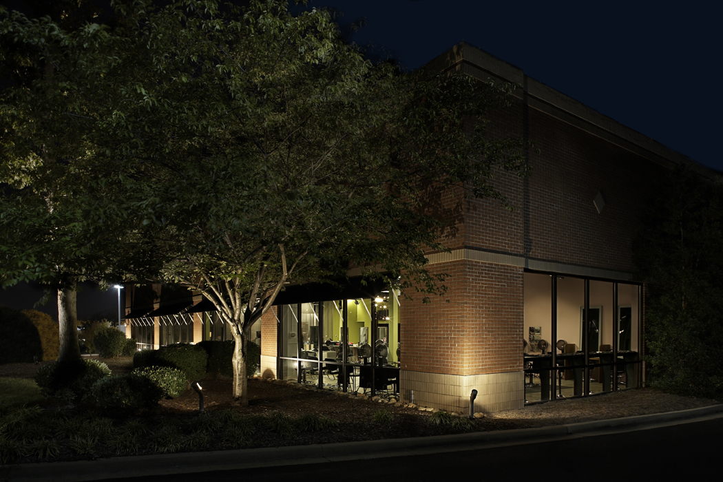 Picture of: Commercial Outdoor Lighting Ideas