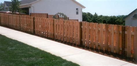 Concept 4 Ft Wood Fence