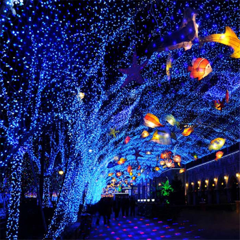 Concept Outdoor Christmas Laser Lights