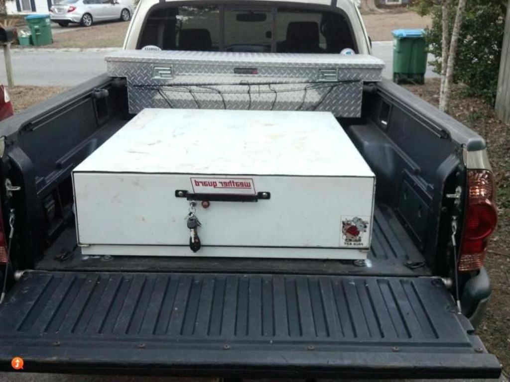 Picture of: Containers Waterproof Truck Bed Storage
